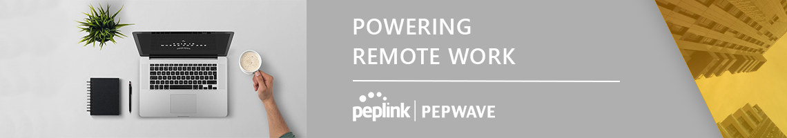 Peplink Remote Work